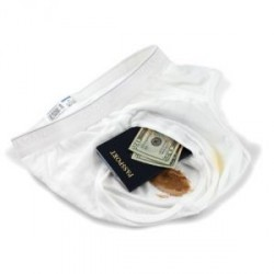 Fake Stained Underwear Wallet